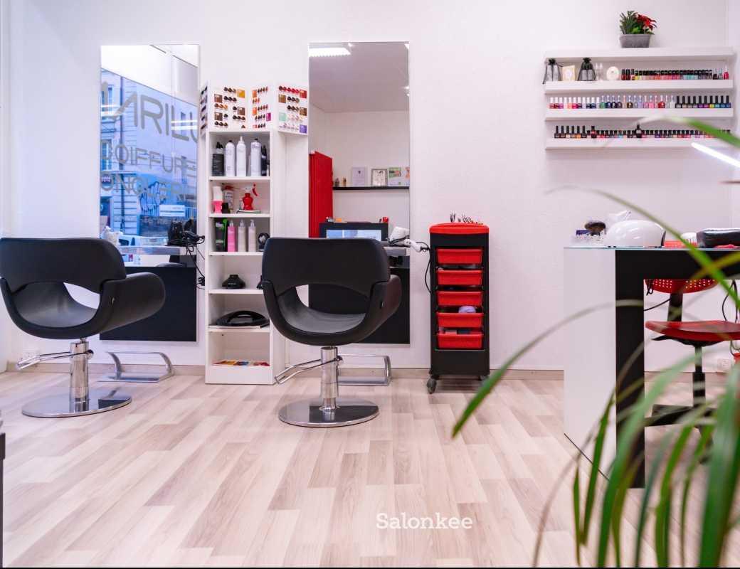 Salon - Marilu Coiffure & Onglerie