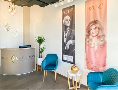 Salon - Hair Creation
