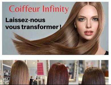 Salon - Coiffure Infinity Style
