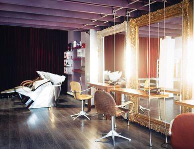 Salon - Théâtre de la Coiffure