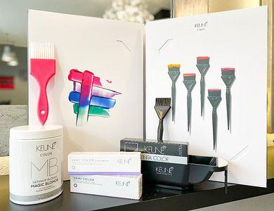 Salon - StudioArt Coiffure
