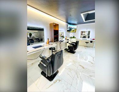 Salon - L'Homme Barbier