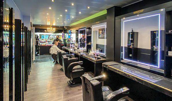 "The Barbershop Nyon, {""fr"":""Nyon""} | Salonkee"