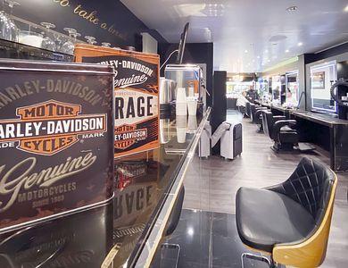 Salon - The Barbershop Nyon