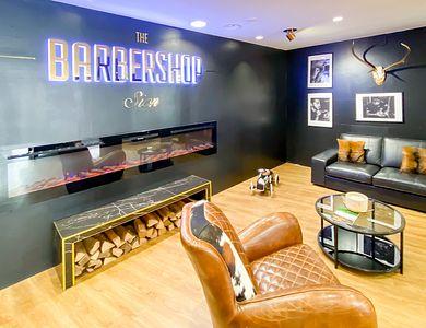 Salon - The Barbershop Sion