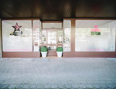 Salon - The Wax Bar Genève