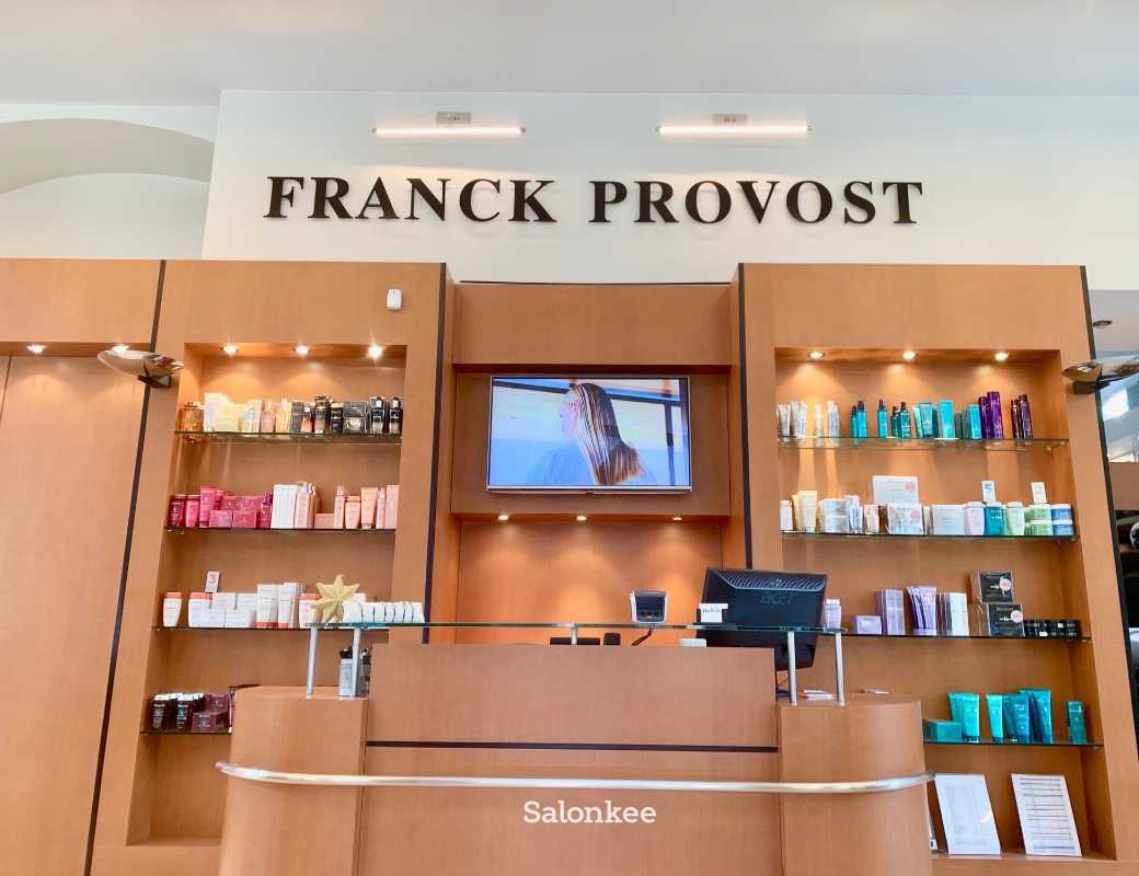 Salon - Franck Provost Favon
