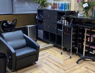 Salon - Vero's Haardeco