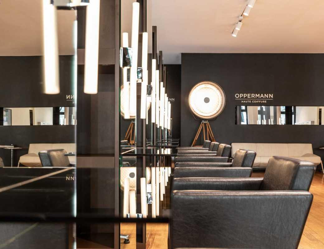 Salon - Oppermann Haute Coiffure
