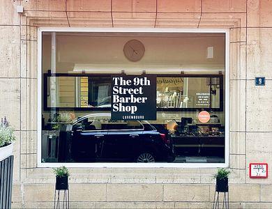 Salon - 9th Street Barber Shop