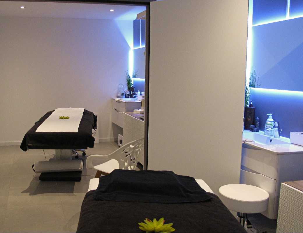 Salon - LuxEden Massages et Esthétique