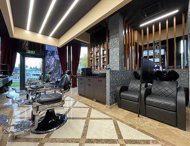 Salon - Gentlemen Barbershop