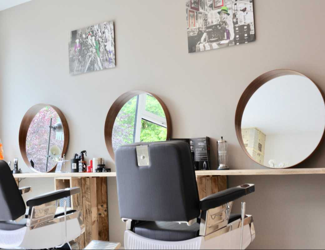 Salon - MG Barbershop