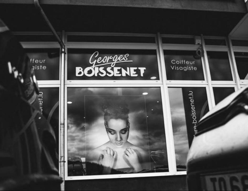 Salon - Georges Boissenet