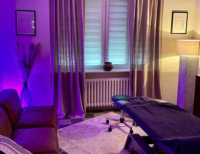 Salon - De Masseur Limpertsberg