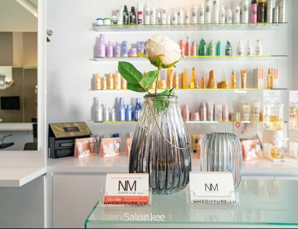 Salon - NM Coiffure Merl