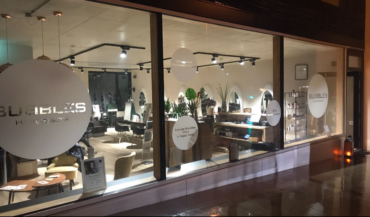 Bubbles Hairdresser, Luxembourg | Salonkee