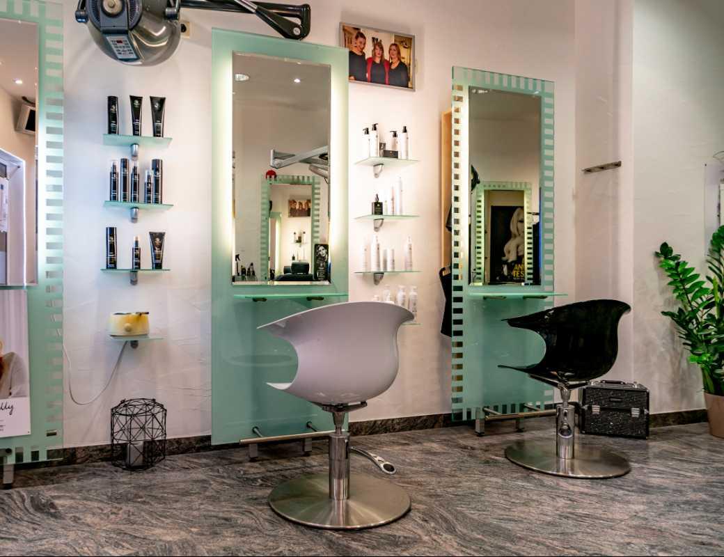 Salon - Coiffure by Sonia