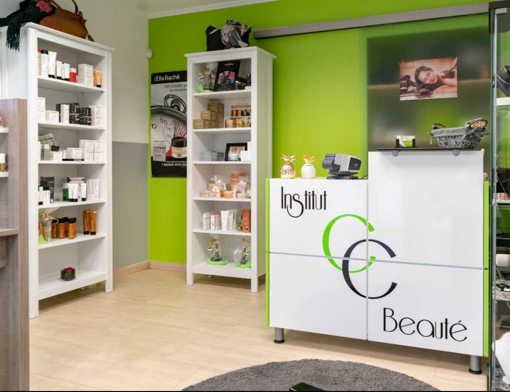 Salon - Institut CC Beauté