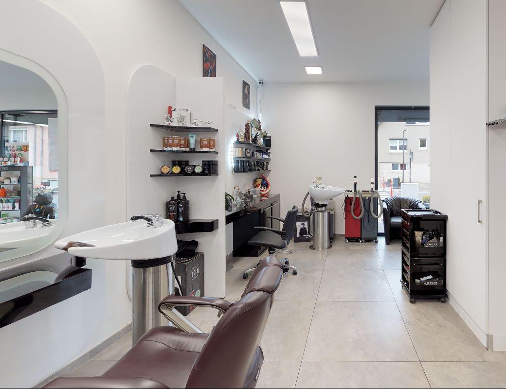 Salon - Beim Straubejitzer