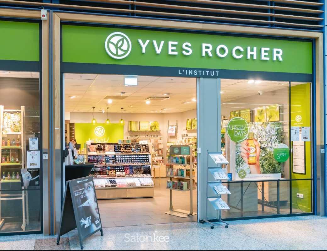 Salon - Yves Rocher Kirchberg