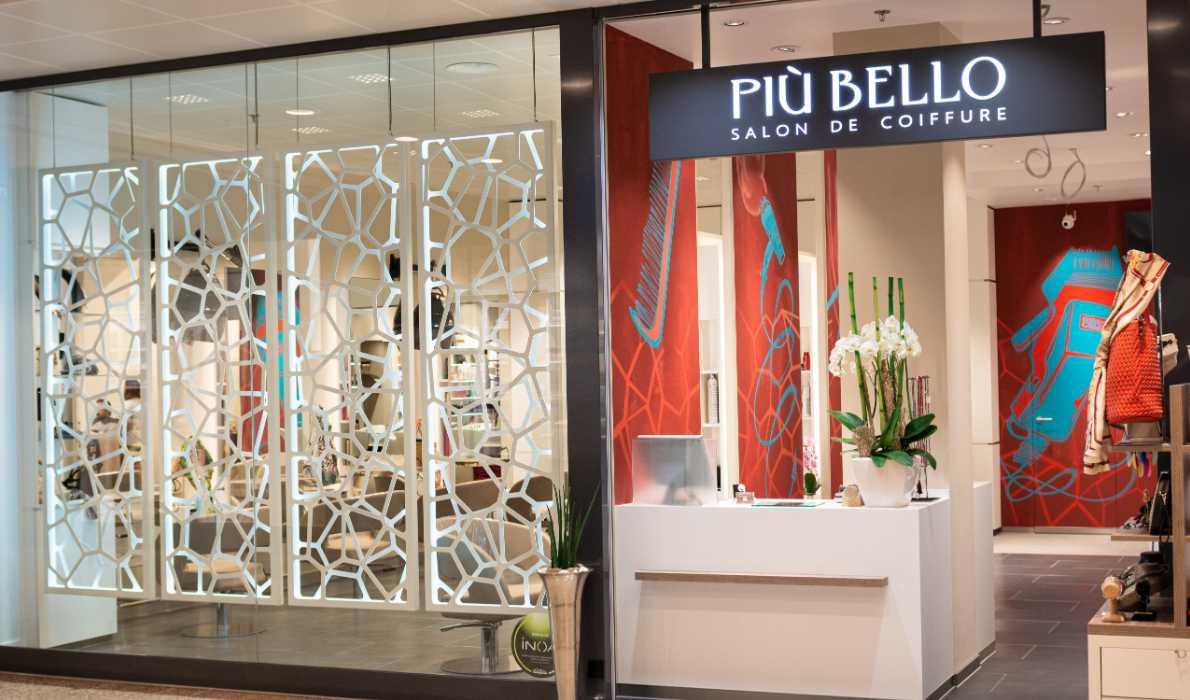 Piu Bello, Bertrange | Salonkee