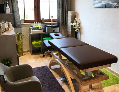 Salon - Chalets Petry Massages