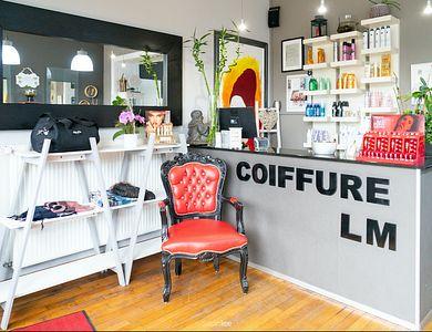 Salon - LM Coiffure