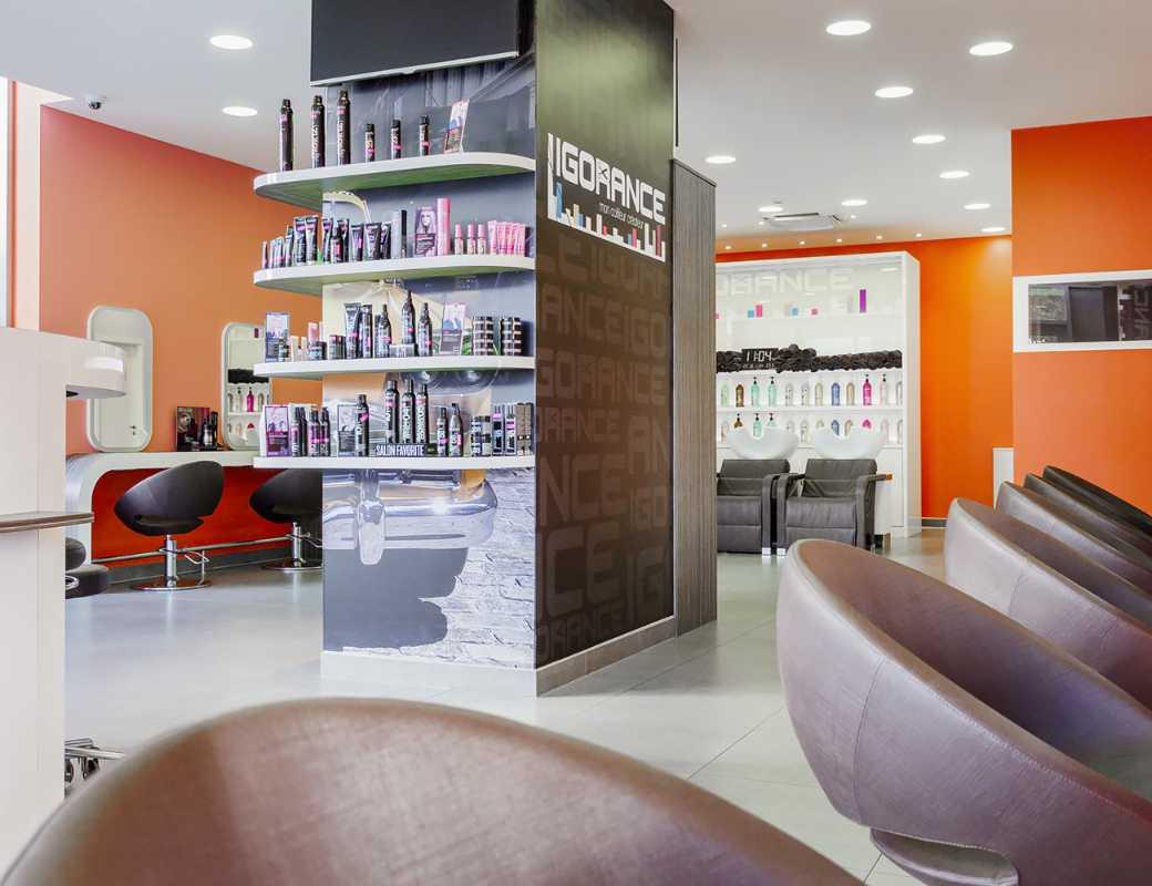Salon - Igorance Hesperange