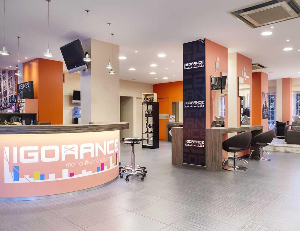 Salon - Igorance Luxembourg