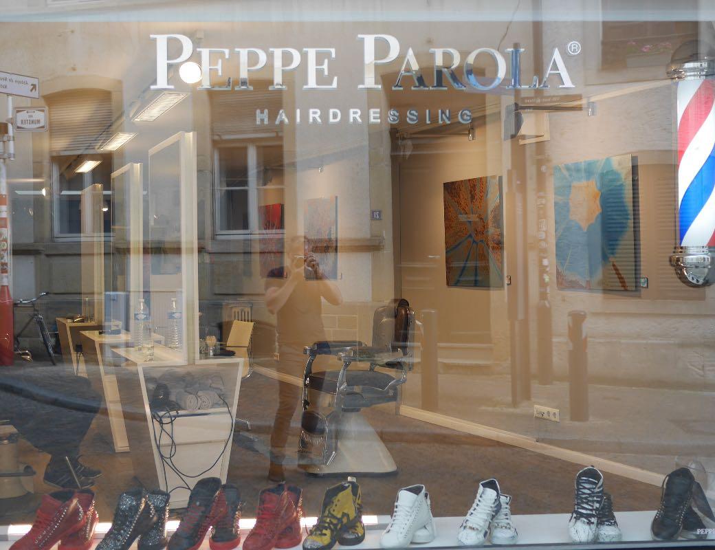 Salon - Peppe Parola