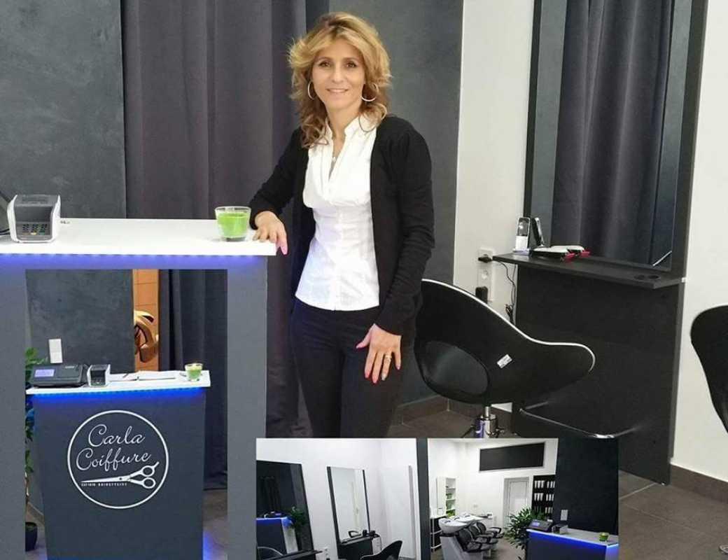 Salon - Carla Coiffure