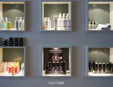 Salon - Catherine D. Coiffure et Beauté