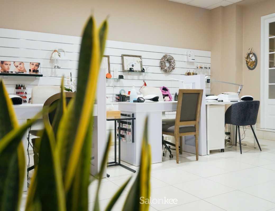 Salon - La Coquetterie