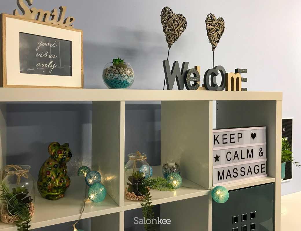 Salon - Five Senses Massage Studio