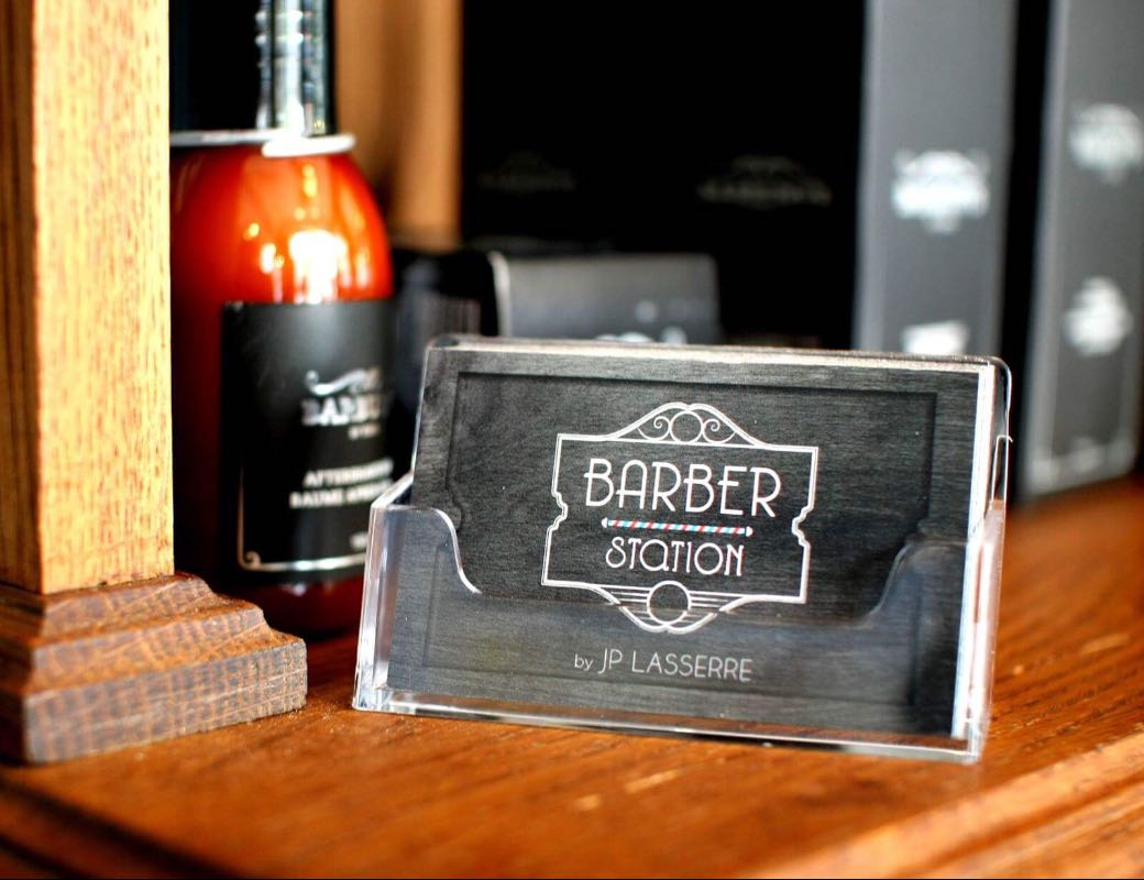 Salon - Barber Station
