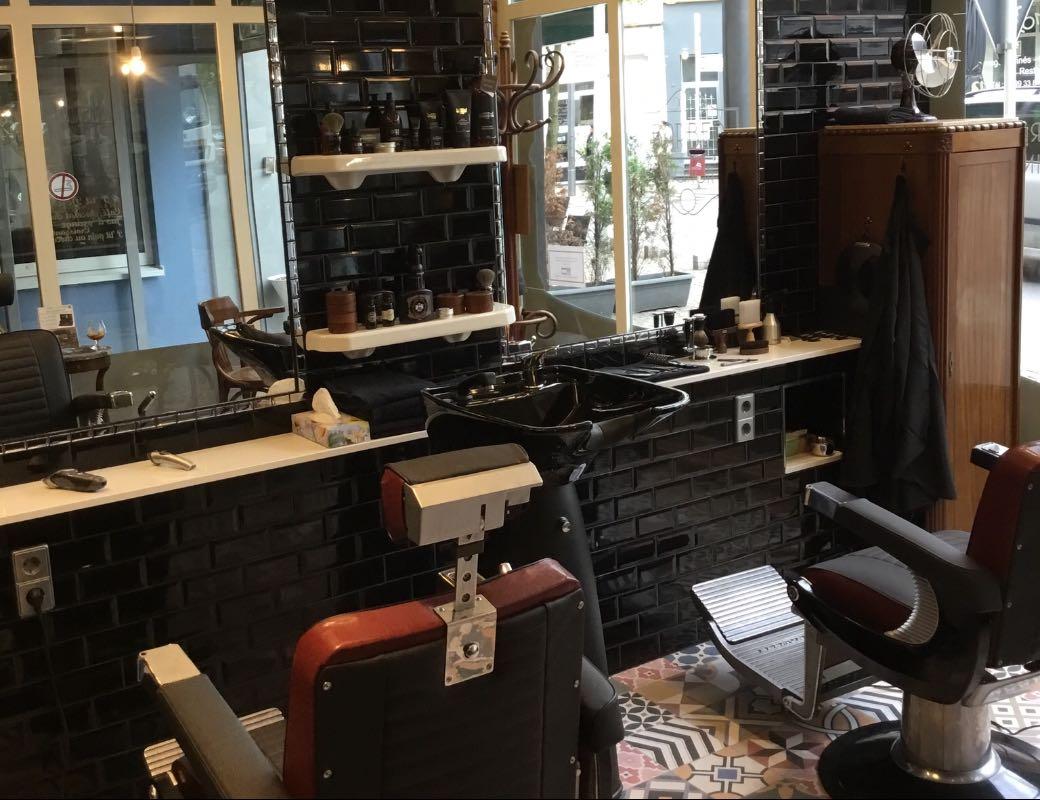 Salon - Barber Station