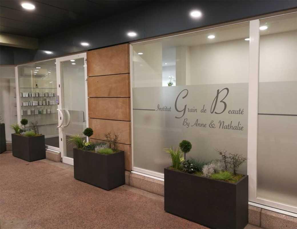 Salon - Laserlux Institut Grain de Beauté