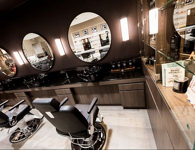 Salon - NM Coiffure Howald