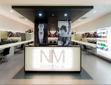 Salon - NM Coiffure Ingeldorf