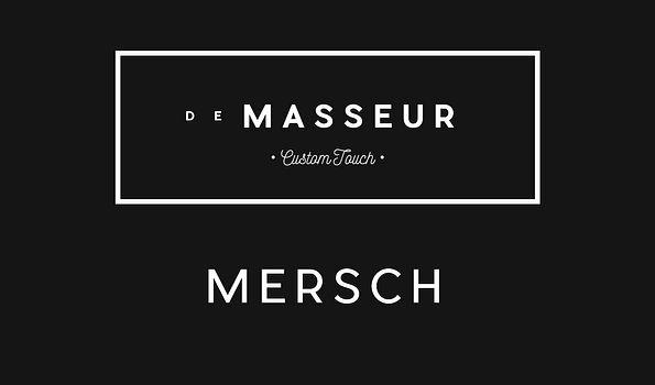 De Masseur Mersch, Mersch   Salonkee