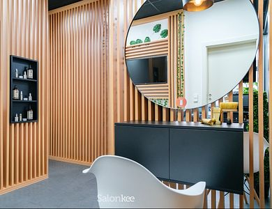 Salon - A&S Hair & Barber Shop Luxembourg Gare