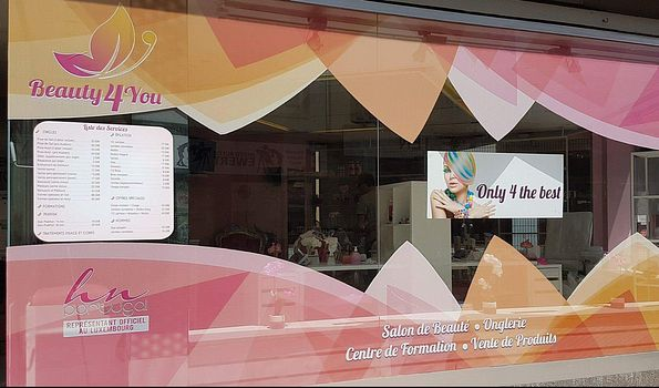 "Beauty4You Ettelbruck, {""fr"":""Ettelbruck""} 