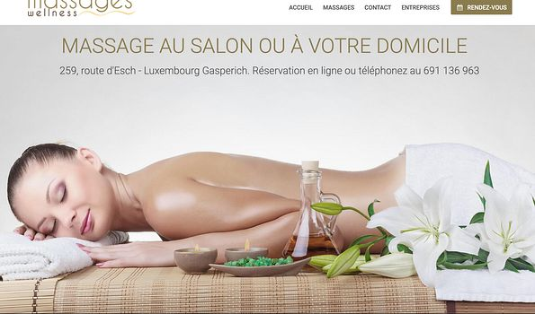 Massages Wellness, Luxembourg | Salonkee
