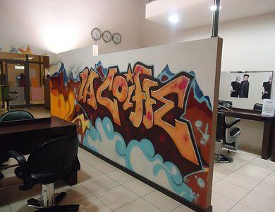 Salon - La Coiffe Howald