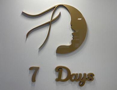 Salon - 7 Days