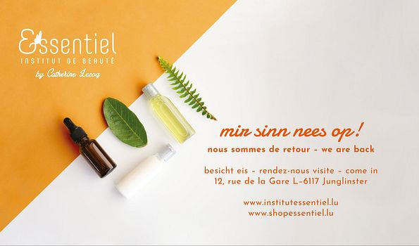 "Institut Essentiel by Catherine Lecoq, {""fr"":""Junglinster""} 
