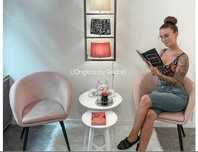 Salon - L'Onglerie by Rachel
