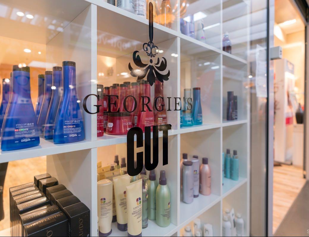 Salon - Georgie's Cut